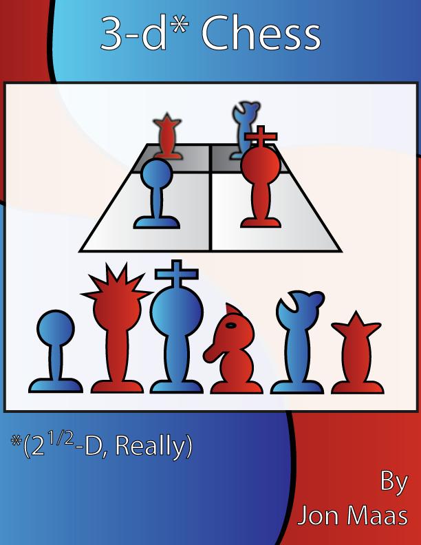 Chessboard in 2.5-d