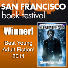 Spanners - Winner - San Francisco Book Festival 2014