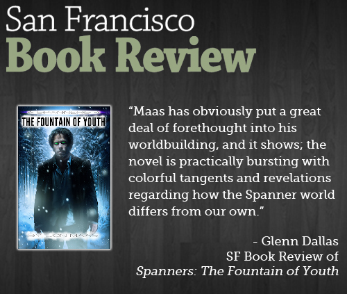 San Francisco Book Review + Another Universe - Review of Spanners