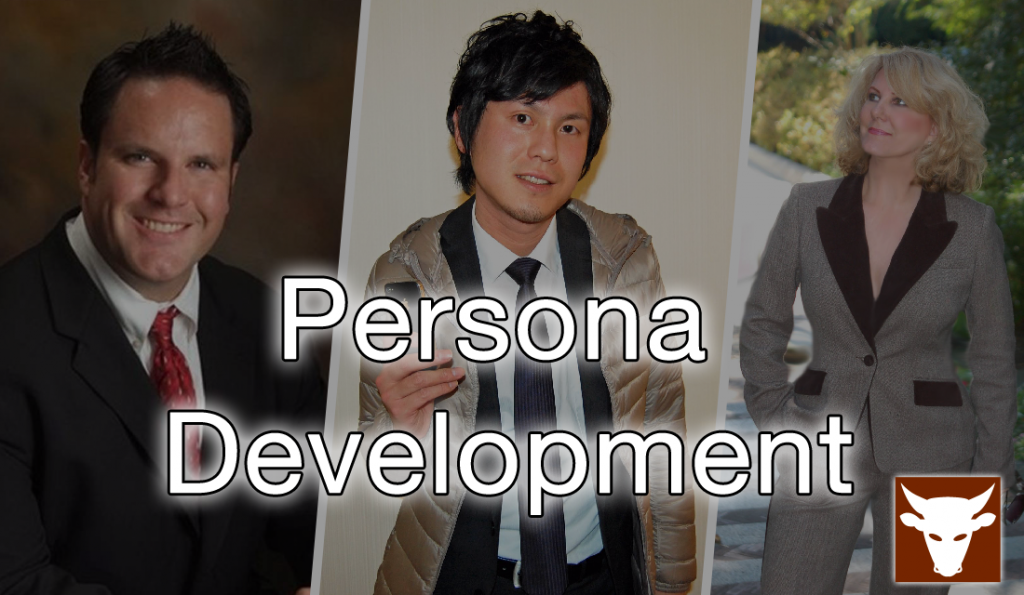 Persona Development - Photos Courtesy of morgueFile.com
